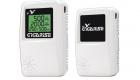 GS1000 四合一複合式LCD背光壁掛型一氧化碳/二氧化碳傳送器/溫濕度傳送器
