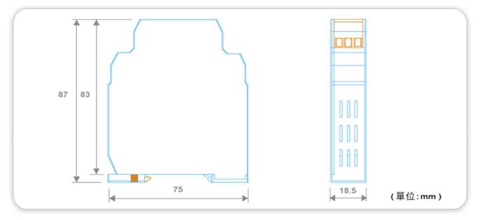 SD200 外型尺寸圖