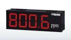 SD806 單層溫濕度顯示器/單層字體複合式表面溫度計/單層警報控制顯示器